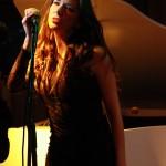 Rachel Matthews singing LIVE